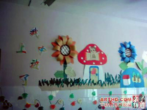 幼儿园教室布置 幼儿园教室环境布置 图片图片
